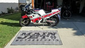 FZ600 1986 with complete parts bike