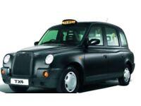 TX2 BLACK CAB EXCLUSIVE EDINBURGH TAXI