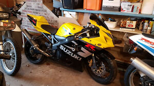 2004 Suzuki GSX-R750 for sale