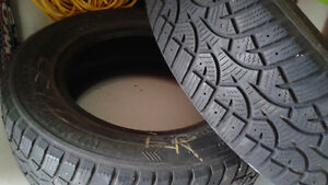 """2 tires for sale 15 """""""