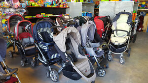 strollers@clic klak (used toy warehouse)