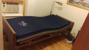 Invacare Electric Hospital Bed Package $850 obo