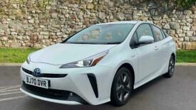 2020 Toyota PRIUS HATCHBACK 1.8 VVTi Business Edition Plus 5dr CVT Auto Hatchbac