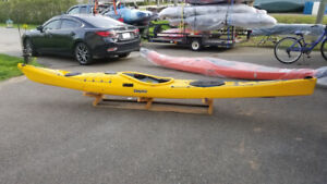 Sea Kayaks - P&H Delphin Performance Kayaks in Stock
