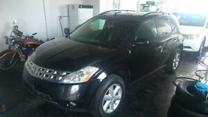 2005 Nissan Murano AWD LOADED !!!!!