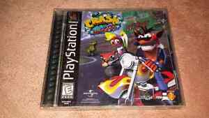 For sale, crash bandikoot, for Sony ps1.