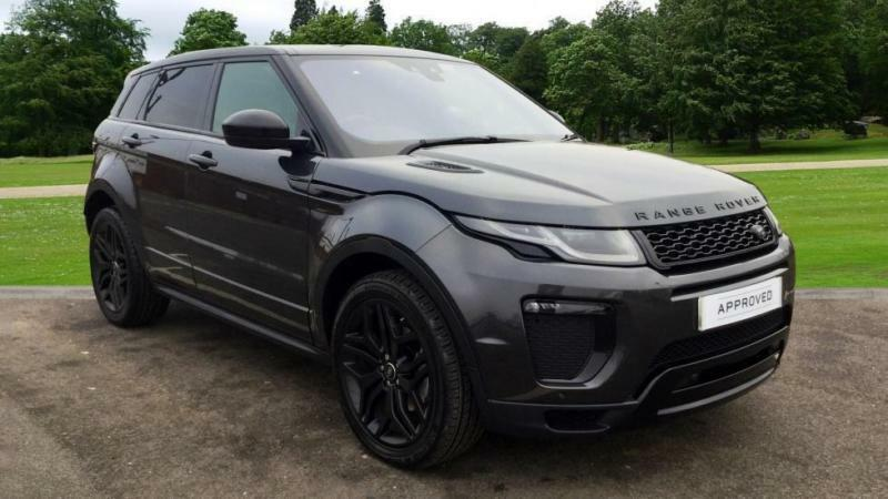 2017 land rover range rover evoque 2 0 td4 hse dynamic 5dr. Black Bedroom Furniture Sets. Home Design Ideas