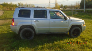2011 Jeep Patriot VUS