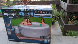 Brand New Lay-Z-Spa St.Lucia Hot Tub