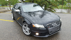 2011 Audi S4 Premium Quattro Sedan CHEAP LOW KM! SUPERCHARGED!