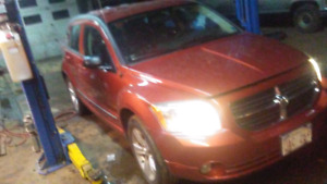 CALLS ONLY Junking 2010 dodge caliber