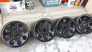 "16"" Factory GM Rims"