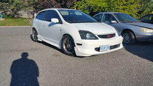 2002 Honda Civic Sir Hatchback ep3