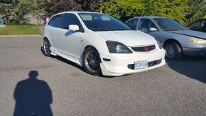 2002 Honda Civic Sir Hatchback ep3