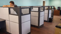 WORKSTATIONS , CUBICLES, MANY SIZES CONFIGURATIONS LOWEST PRICES City of Toronto Toronto (GTA) Preview