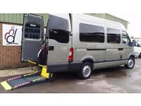 2010 Renault Master MM33 2.5DCi Wheelchair Accessible Vehicle RICON Lift