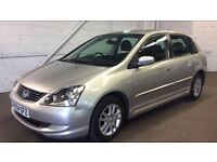 Honda civic 1.4 facelift long mot bargain!