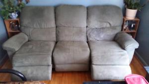 Lazyboy Recliner sofa