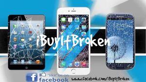 Buying Any Broken Phone