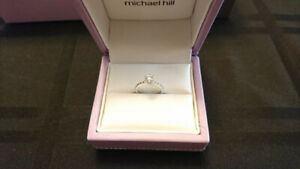 Michael Hill Evermore Colourless Engagement Ring