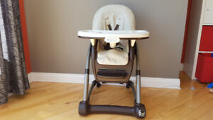 Graco High Chair with Booster Seat