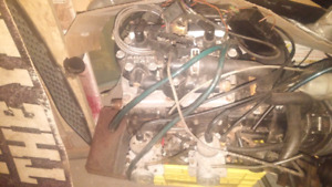 1998 ZR 440 snow pro engine