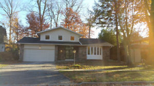 Detached  House for Rent in High End Ciommunity Oshawa