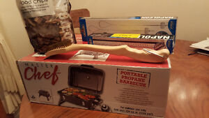 Brand new BBQ and accessories