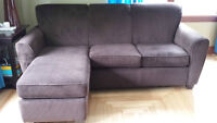 Decor Rest Sofa/Sectional Moveable Chaise -- Reduced!!!