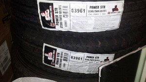 New trailer tires. Assorted sizes