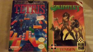 Boxed NES Games for Sale