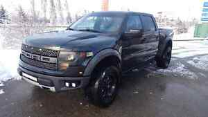 2013 Ford 6.2L SVT Raptor