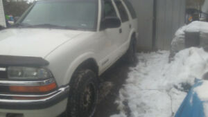 99 chevy blazer for sale