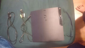 Playstation 3 plus 18 games (no controllers)