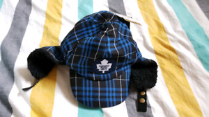 Brand New Toronto Maple Leaf Youth Winter Hat