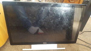 Dell 22.5 inch touchscreen monitor full 1080 p