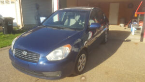 2008 Hyundai Accent - project car -