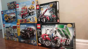 BRAND NEW RETIRED Lego sets for sale