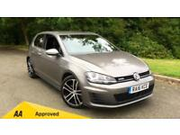 2016 Volkswagen Golf 2.0 TDI GTD 3dr with Car-Net A Manual Diesel Hatchback
