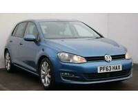 2013 Volkswagen Golf 2.0 TDI GT 5dr Hatchback diesel Manual