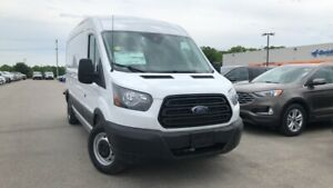 2019 Ford Transit Van BASE 3.7L 250 MR CARGO VAN 101A