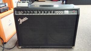 Used Fender amp