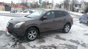 2008 Nissan Rogue 140,000km Alloy wheels Safety/E-tested!
