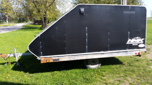 Northtrail Snowmobile trailer