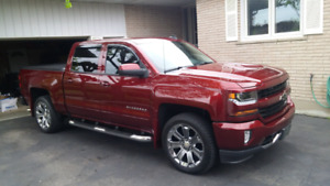 2016 Silverado Z71 Crew Leather/Nav