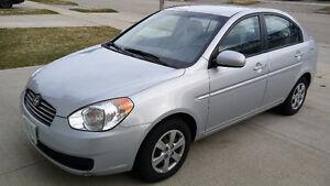 2010 Hyundai Accent Sedan, Low KM!!!!!!!!!