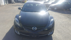 2010 MAZDA6 SPORT V6 * CUIR, TOIT OUVRANT*