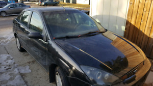 Ford Focus 2001 for parts only