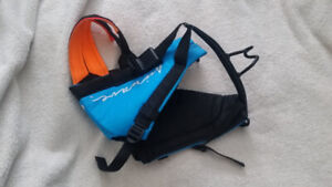 Airwave kite board harness
