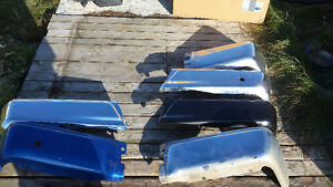ford bumpers 09to16